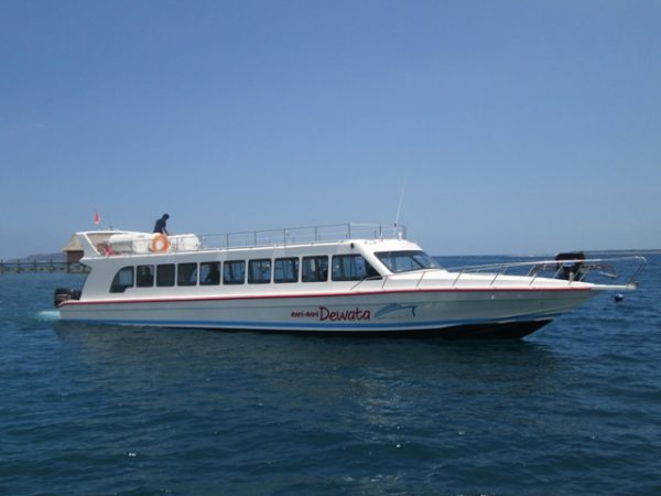 Fast Boat from Bali To Lombok and return